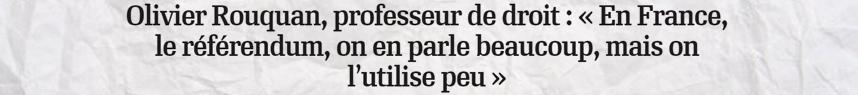 référendum france olivier rouquan